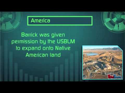 Capstone Project - Barrick Gold Corp