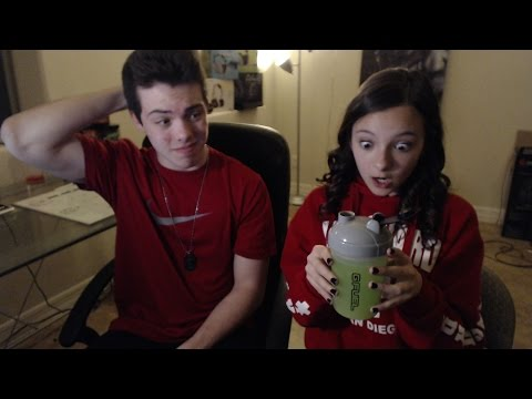 My Little Sister Drinks Gamma... video