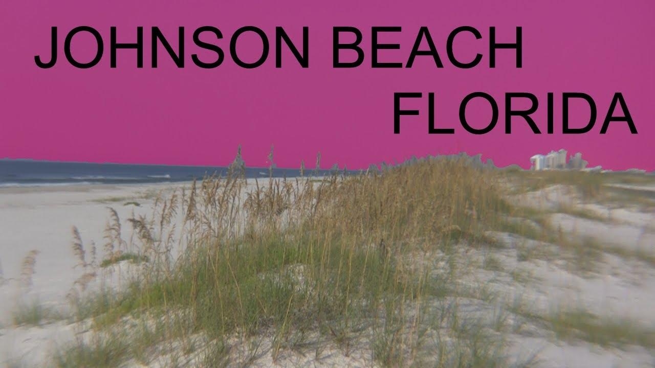 Johnson Beach Pensacola Florida Johnson Beach Florida