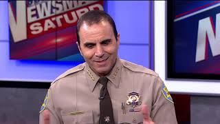 Newsmaker Saturday: Maricopa County Sheriff Paul Penzone