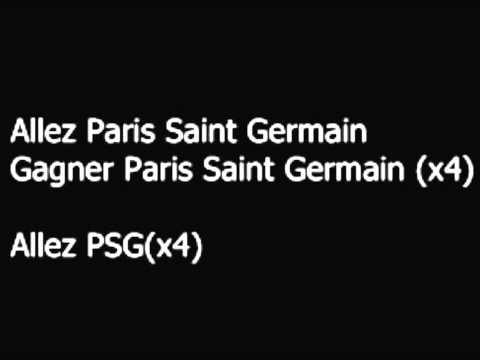 Hymne PSG ( Paroles )