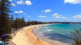 Manly Beach - Sydney  HD