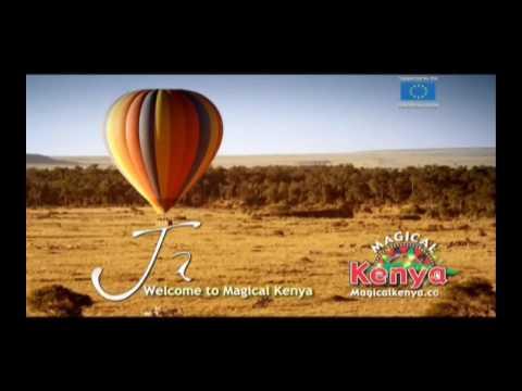 Jambo Kenya - Hello World
