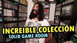 "GAME ROOM & COLECCIÓN de ""Solid Snake"" [FullHD] [60fps]"