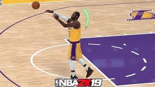 NBA 2K19 Top 10 Rare and Long Distance Trick Shots!