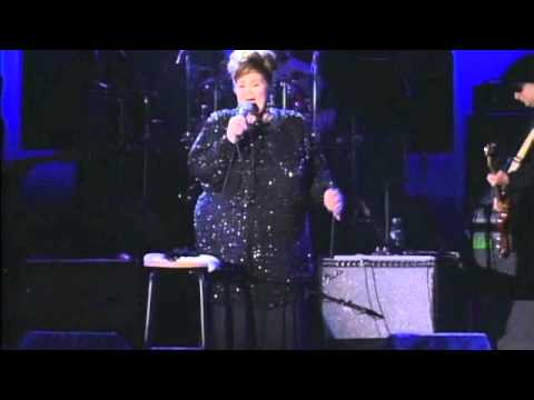 Etta James Performs