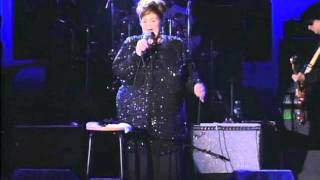Etta James Performs 34 At Last 34 At The 1993 Rock And Roll Hall Of Fame Induction