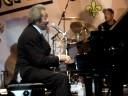 Allen Toussaint plays at the New Orleans festival, London