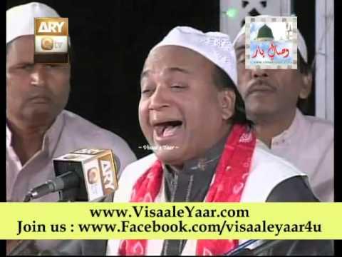 Urdu Naat( Qabu Main Mera Dil Nahi)sher Ali Mehr Ali Qawwal In Qtv,by Visaal video