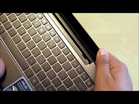 ASUS Transformer Keyboard part 1 لوحة مفاتيح أسوس ترانسفورمر