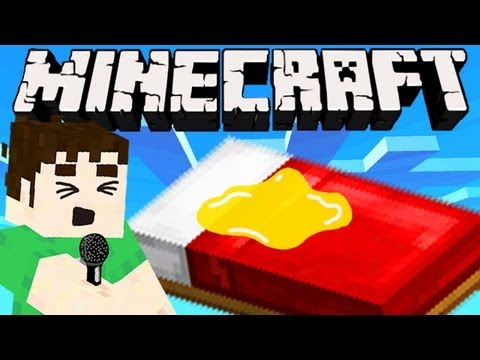 Minecraft - Peeing The Bed Song video