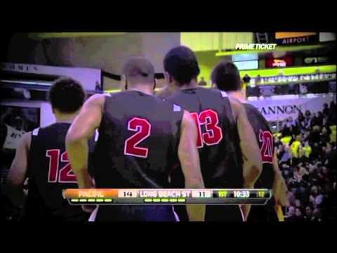 2011 2012 pacific mens basketball season highlight