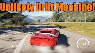 Forza Horizon 2   The Unlikely Drift Machine   Lotus Esprit V8 Twin Turbo