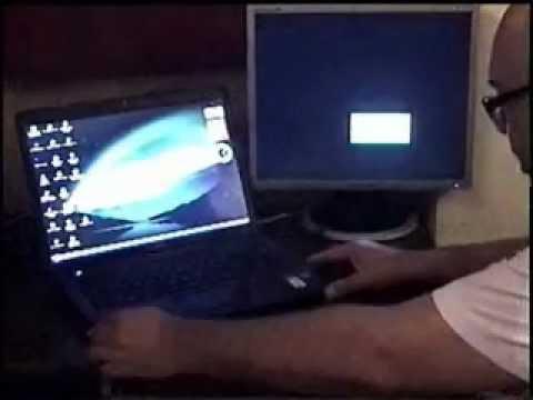 Como conectar un laptop a pantallas externas