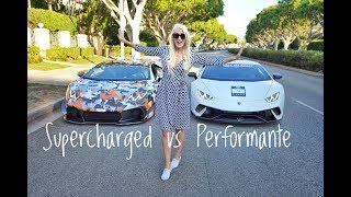 New Performante Meets The Loudest Lamborghini In The World!