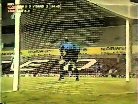 Манчестер Юнайтед - Ротор   Кубок УЕФА 1992-1993гг.