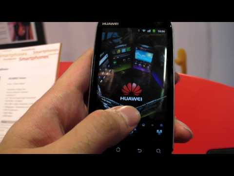 "Huawei Vision, 3.7"" Android Smartphone"