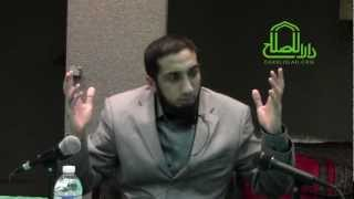 """God didn't Guide Me"" ┇FUNNY┇ Ustadh Nouman Ali Khan ┇Smile…itz Sunnah┇"