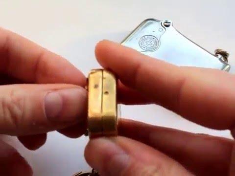 Thorens pocket music box