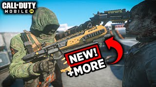 *NEW* Modes, Specialists, and Guns!! COD Mobile MASSIVE update! | Call of Duty Mobile | CODM Tips
