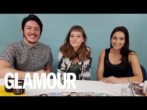 Mallu Magalhães fala sobre o começo de seu namoro com Marcelo Camelo | Glamour Brasil thumbnail