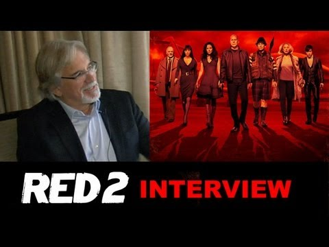 Red 2 Interview - Dean Parisot talks directing movies & TV : Beyond The Trailer