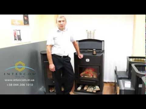 Камин отопительно-варочный Теплодар ОВ-120