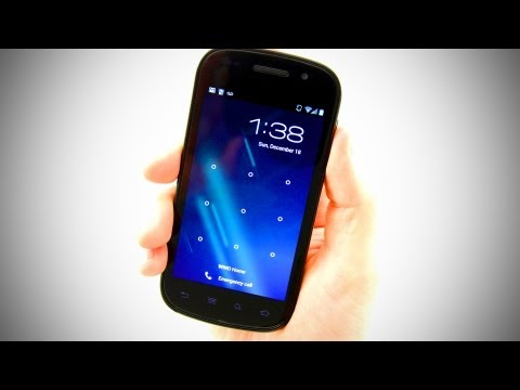 Video: The Nexus S Gets Android Ice Cream Sandwich (OFFICIAL)