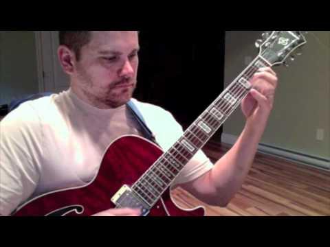 Jazz Guitar Solo - Green Dolphin Street
