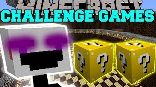 Minecraft: PUPPET MASTER CHALLENGE GAMES - Lucky Block Mod - Modded Mini-Game