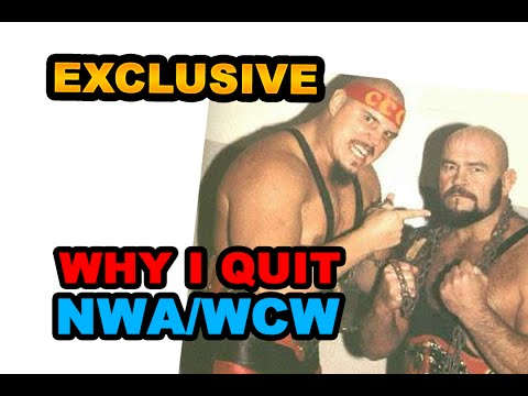 Barry Darsow (Demolition Smash): Why I Quit WCW {NWA} Wrestling