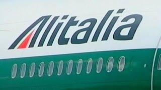 Alitalia Air France-KLM'i Terk Etti