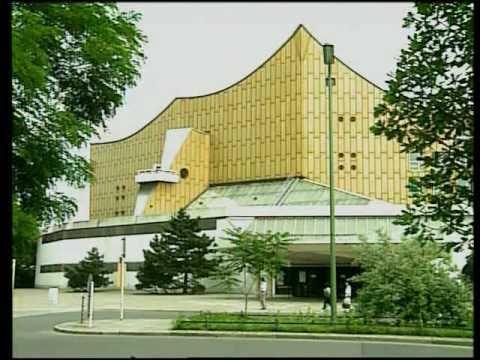 HANS SCHAROUN Fundación Caja de Arquitectos