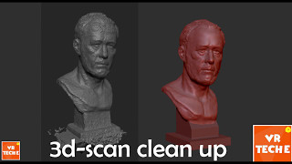How to Clean up model for 3d printing in zbrush