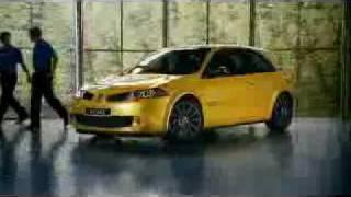 Renault Megane TV Commercial