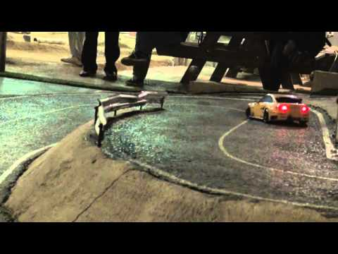 2010 Korea RC Street Drift Challenge [trailer]