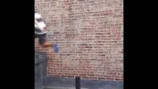 FAIL PARKOUR!! Rooftop of Brooklyn