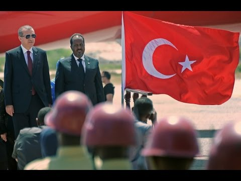 Turkish president pledges more investment for war torn Somalia