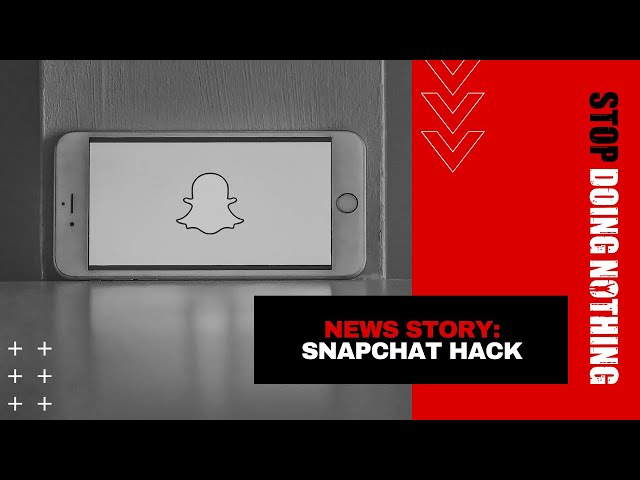 SnapChat Hack - News Segment with Patrick Allmond
