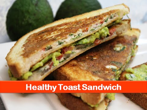 Healthy toast sandwich|egg toast sandwich recipes|breakfast recipes|kids recipes - let's be foodie