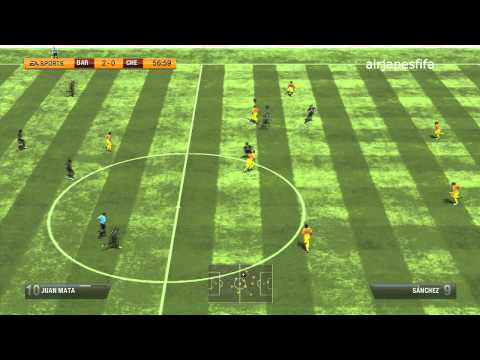 Fifa 13 Q&a - Fifa 13 Hd Gameplay - Barcelona Vs. Chelsea video