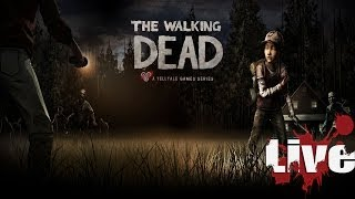 The Walking Dead Adventure Game Season 2: Episode 2 A House Divided (LIVE)