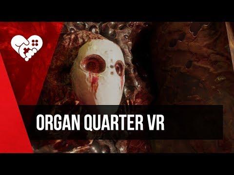 Organ Quarter в VR | Запись стрима