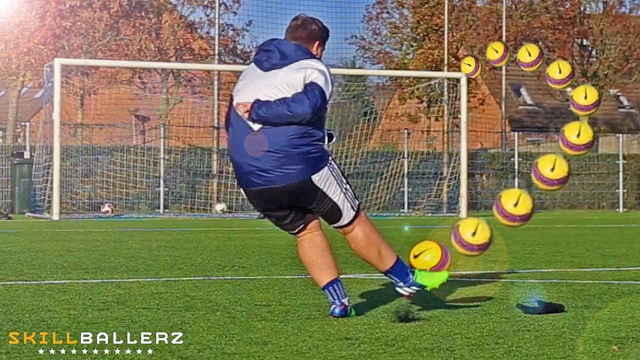 Ronaldinho Free Kick Wallpaper How to Shoot Like Ronaldinho