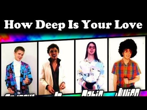 How Deep Is Your Love (Bee Gees) - A CAPPELLA