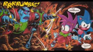 Newbie's Perspective: STC Sonic the Poster Mag Issue 6 Review