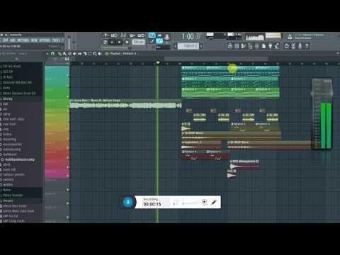 Jonas Blue ft. William Singe - Mama (Identical Fl studio Remake)