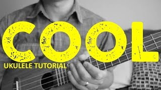 Cool - Jonas Brothers - EASY Ukulele Tutorial - Chords - How To Play