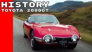 Super Rare Toyota 2000GT History