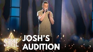 Josh Bailey performs 'Jealous' by Labrinth - Let It Shine - BBC One